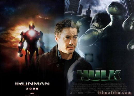 'Iron Man' and 'Hulk' team-up!