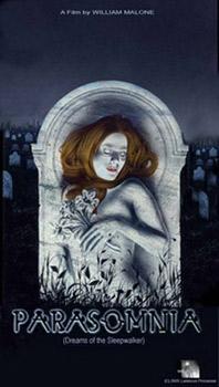 'Parasomnia' poster