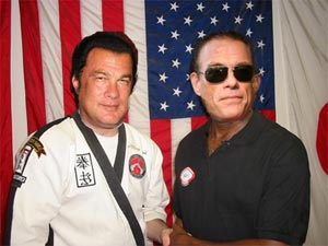 Van Damme vs. Seagal