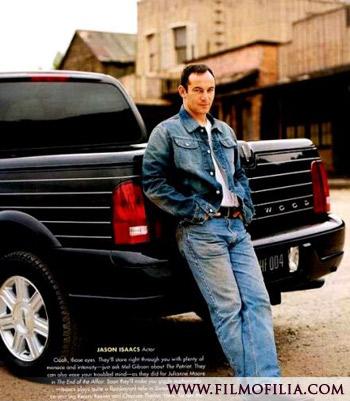 Jason Isaacs