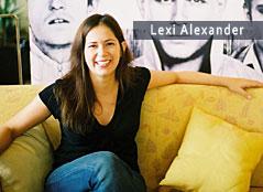 lexi alexander wiki
