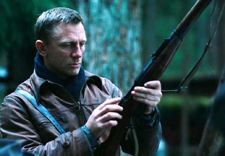 Daniel Craig in 'Defiance'