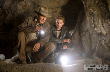 Indiana Jones movie stills