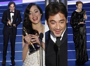 80th Annual Academy Awards - winners