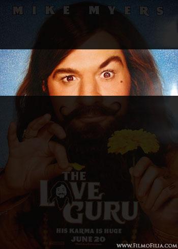 'The Love Guru' Movie Poster