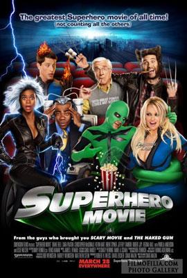 'Superhero Movie'