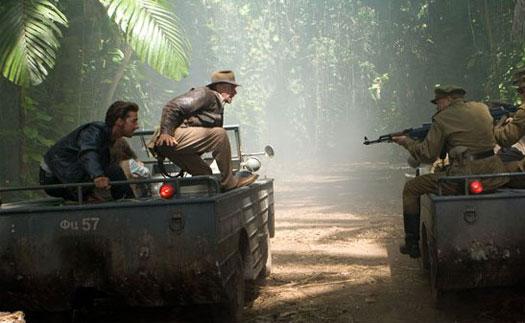 'Indiana Jones 4′ Movie Still