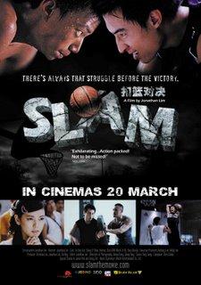 'Slam' poster