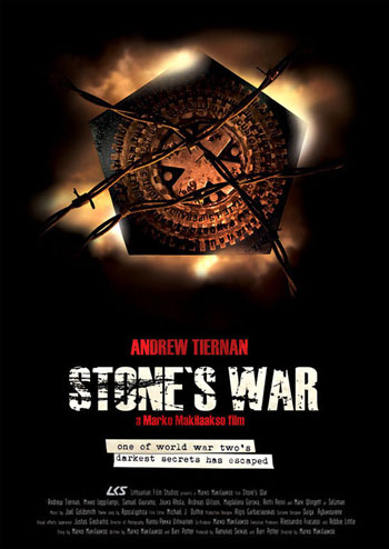 'Stone's War' poster