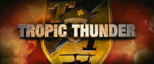 Tropic Thunder logo
