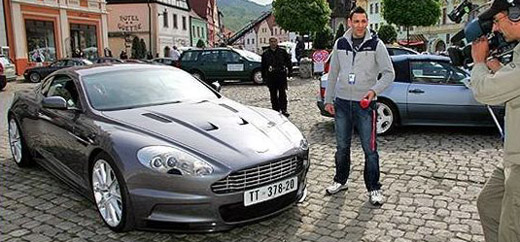 Aston Martins DBS