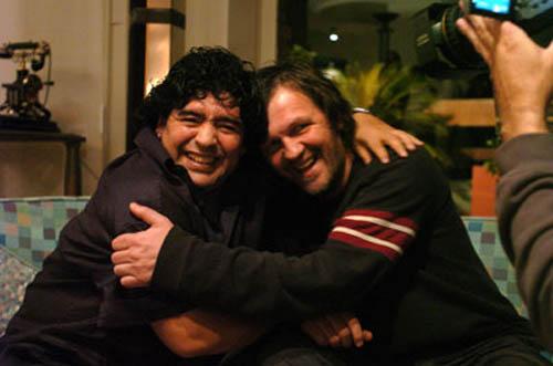 La que se ha liado en Francia... - Página 5 Maradona3