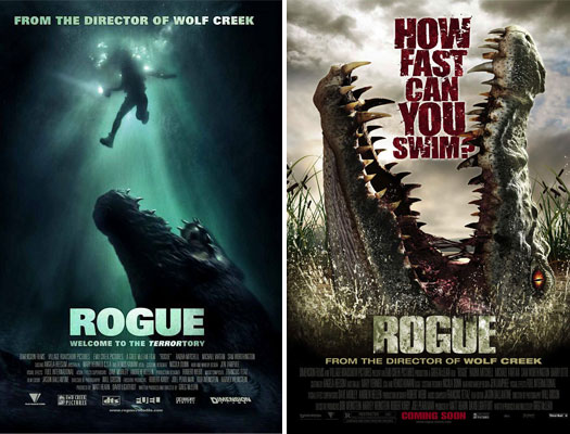 Rogue posters