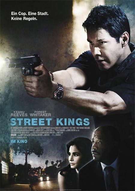 Street Kings International Poster