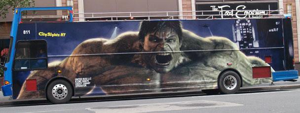 'The Incredible Hulk'