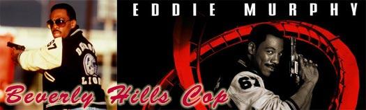 Beverly Hills Cop - Eddie Murphy