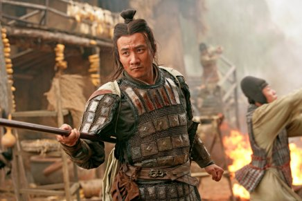 a review of the historically based film red cliff a movie by john woo Read common sense media's red cliff review battle epic based on chinese history this epic action movie from the legendary john woo the film.