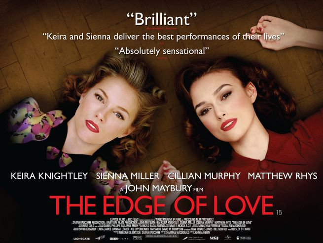 The Edge of Love - Poster