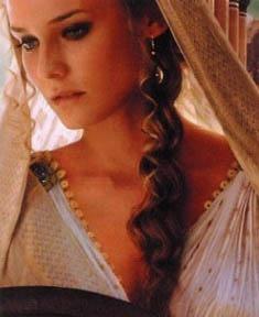 Diane Kruger in 'Troy'