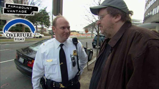 Michael Moore making 'Fahrenheit 9/11′ sequel