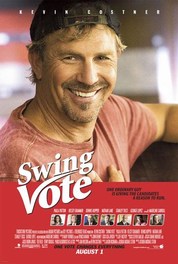 Swing Vote movie