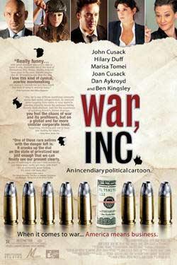 'War, Inc' Poster