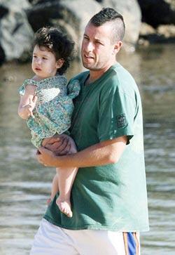 Adam Sandler's Daughter Sadie Debut - FilmoFilia Naama Nativ