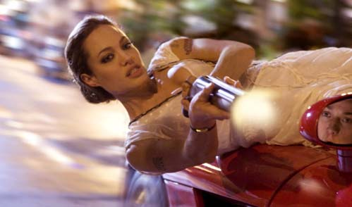 angelina jolie movies pictures. Angelina Jolie missed action