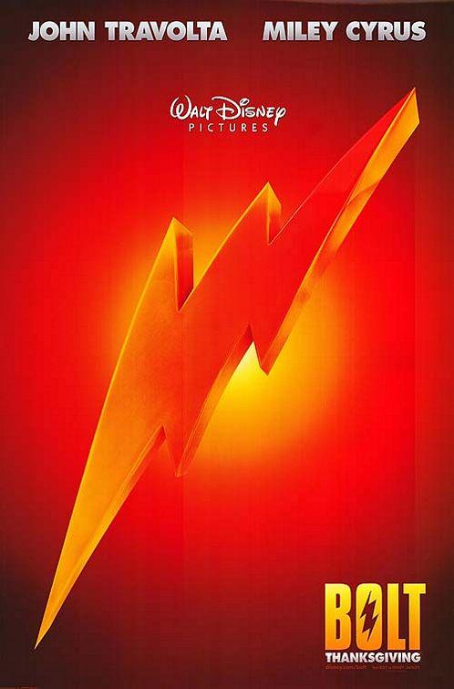 """""""Bolt"""" - Poster"""