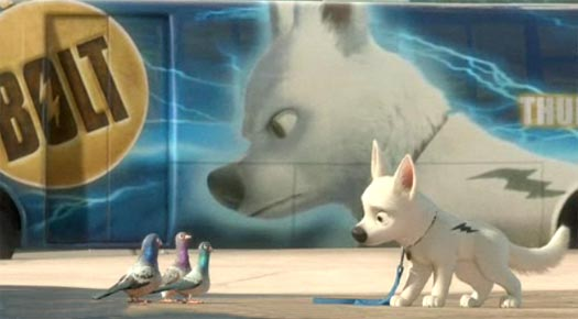 """Bolt"" movie still"
