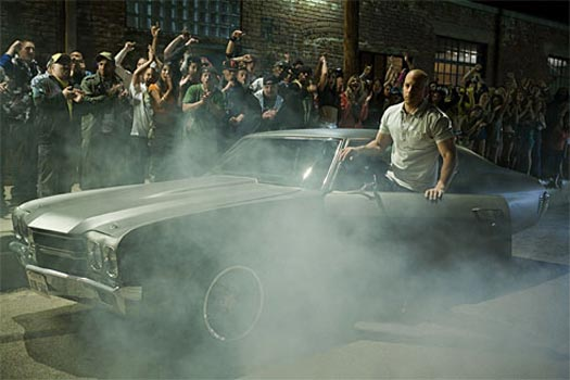 Fast and Furious 4 movie photo