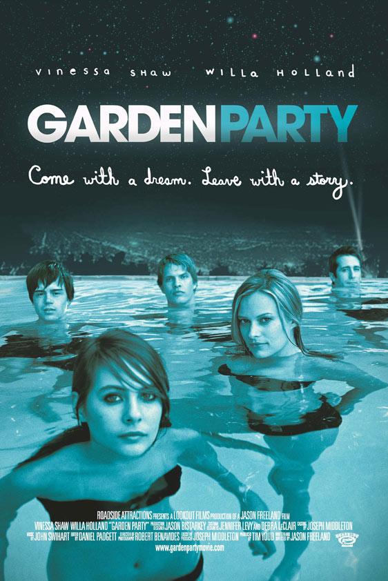 """""""Garden Party"""" - Poster"""