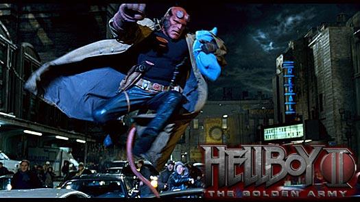 Hellboy 3 Release Date - trailer, photo, video