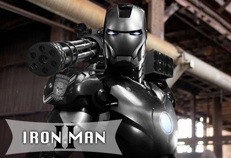 """Iron Man 2″"