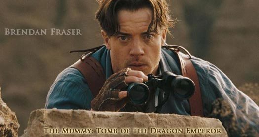 brendan fraser the mummy 3. The Mummy: Tomb of the Dragon