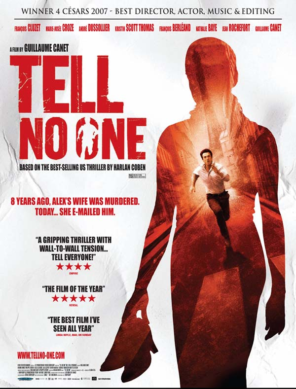 Tell No One - Poster