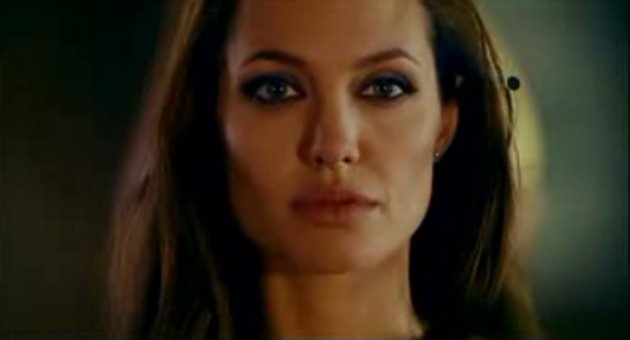 """Angelina Jolie in """"Wanted"""""""