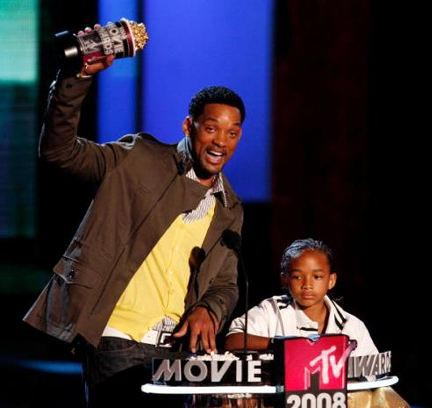 Will Smith - MTV movie awards 2008