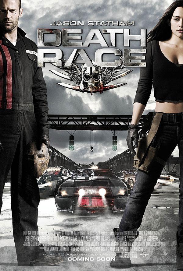 """Death Race"" Poster"
