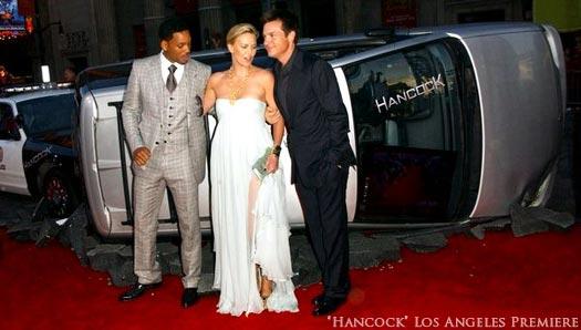 Hancock LA Premiere