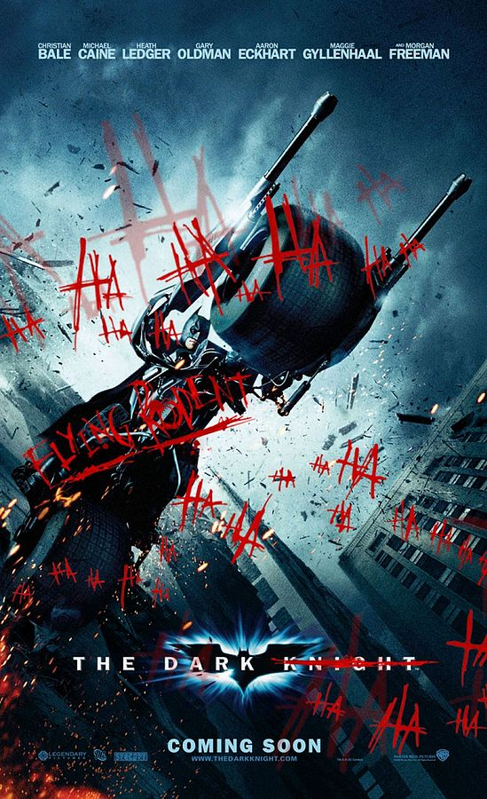 Six New Joker Style The Dark Knight Posters Filmofilia