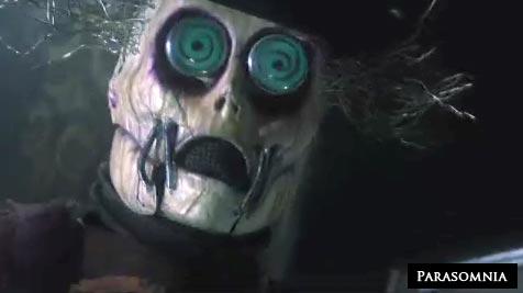 The Parasomniac movie