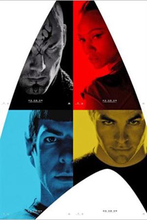 """""""Star Trek"""" Poster"""