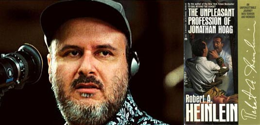Alex proyas has signed to write and direct an adaptation of robert