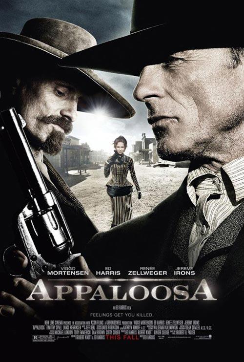"""""""Appaloosa"""" Poster"""