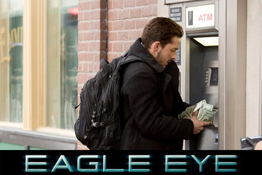 Eagle Eye: Shia LaBeouf