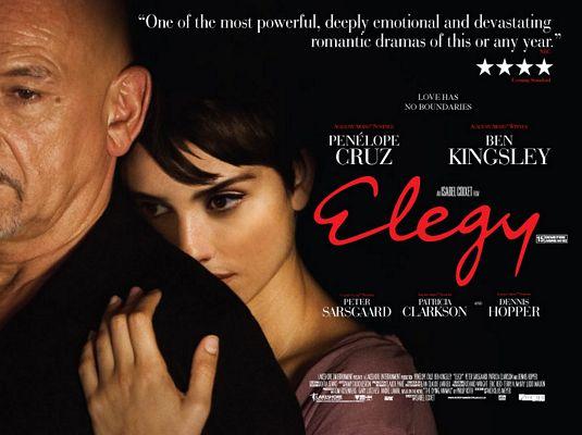 Elegy Movie Poster