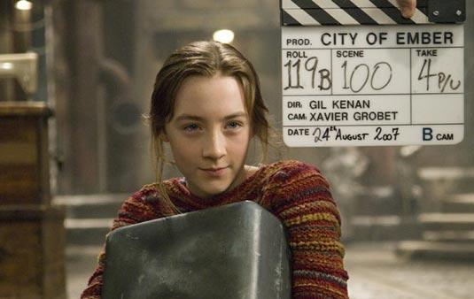 City of Ember: Saoirse Ronan