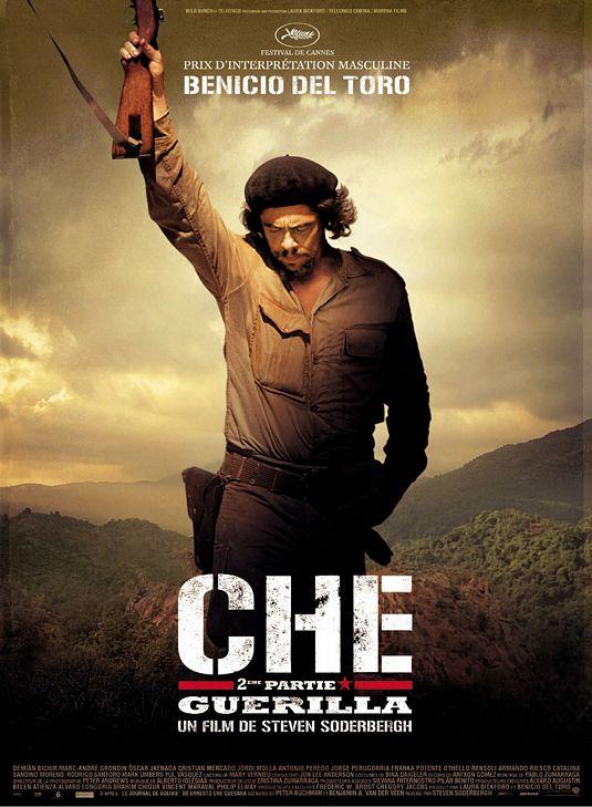 Guerilla (aka Che Part 2) Poster