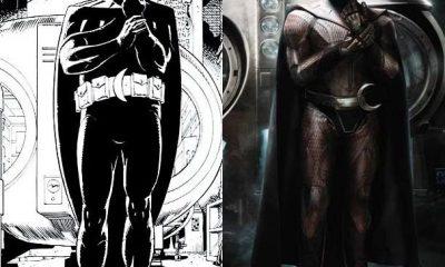 Watchmen Poster Comparision